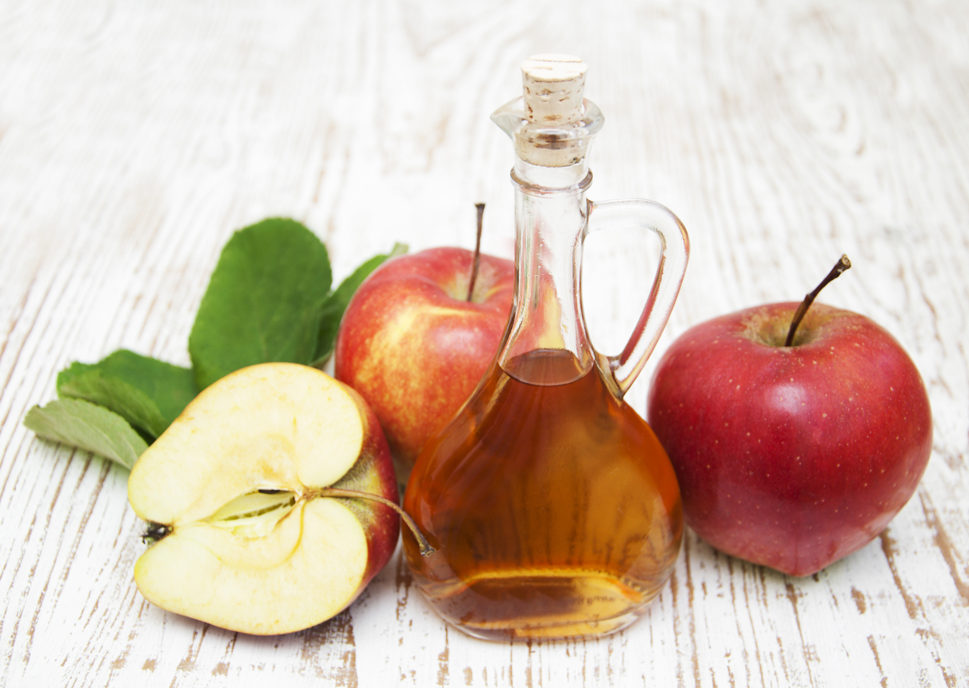 Apple Cider Vinegar & Garlic are Great for you, your Chickens, and your dog…