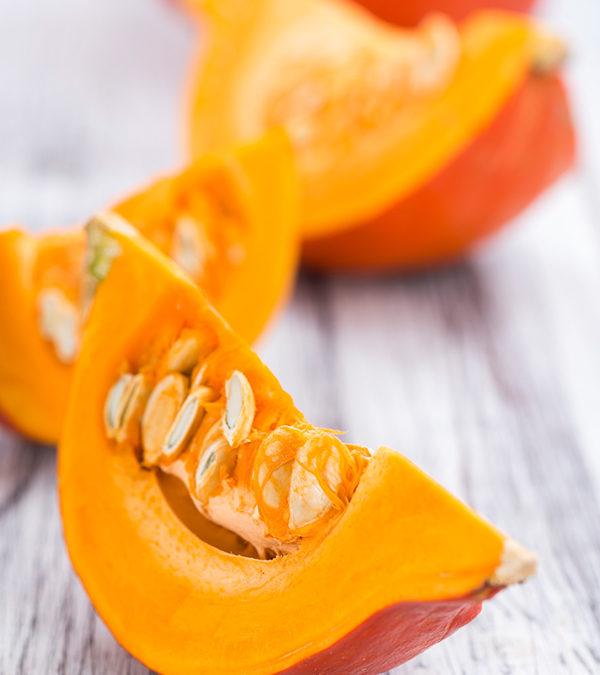Pumpkin Season + Bonus Recipe!